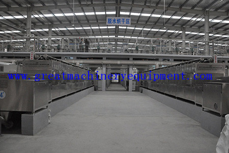 Industrial Microwave Continuous Working Belt Drying Equipment
