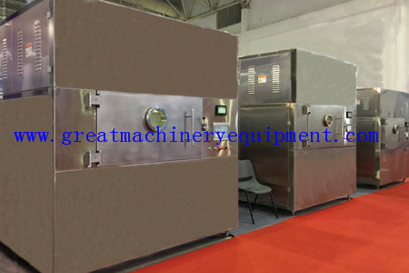 Industrial Microwave Vertical Sterilization Machine