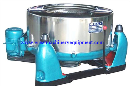 Stainless Steel Centrifugal De-watering Machine