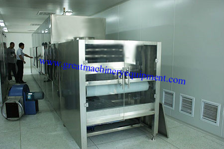 Microwave Sterilization/Ripening Equipment