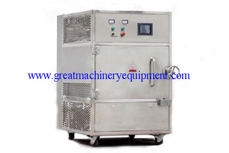 GREAT brand adamas powder drying microwave equipment ha